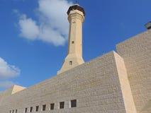 Mausoleum av Jafar al-Tayyar i Jordanien Royaltyfria Bilder
