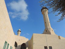 Mausoleum av Jafar al-Tayyar i Jordanien Royaltyfria Foton