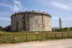 Mausoleum av Lucius Munatius Arkivfoton