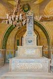 Mausoleum av Mohamed Ali Family Stad av döda cairo egypt Royaltyfria Bilder