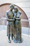 Mausoleum av vännerna de Teruel, Spanien royaltyfria bilder