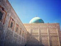Mausoleum in Tehran Royalty Free Stock Image