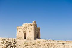 Mausoleum of Bibi Maryam Stock Photo