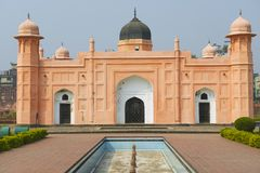 Mausoleum of Bibipari in Dhaka fort, Bangladesh. Royalty Free Stock Image