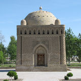 Mausoleum at buchara Stock Image