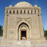 Mausoleum at buchara Stock Photography