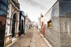 Mausoleum at Cementerio de La Recoleta Buenos Aires, Argentina Stock Images
