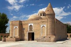 Mausoleum chashma-Ayub - Buchara Stock Foto's