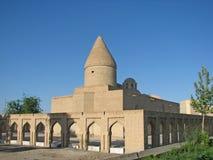 Mausoleum Chashma Ayub in Bukhara Lizenzfreie Stockfotografie