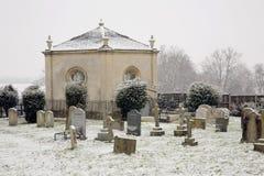 Mausoleum Crypt Stock Photo