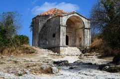 The mausoleum of Dzhanyke-hanum Stock Photography