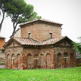 Mausoleum of Galla Placidia Stock Photography