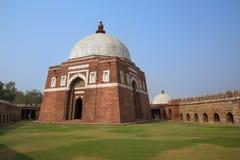 Mausoleum of Ghiyath al-Din Tughluq, Tughlaqabad Fort, Delhi, In Stock Images