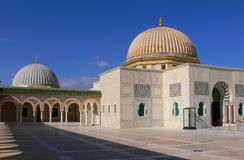 Mausoleum of Habib Bourgiba Royalty Free Stock Image