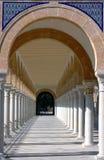 Mausoleum of Habib Bourgiba Royalty Free Stock Images