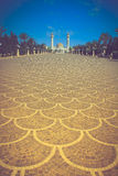 Mausoleum of Habib Bourgiba in Monastir, Tunisia. Stock Photos