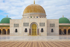 Mausoleum of Habib Bourguiba in Monastir, Tunisia Royalty Free Stock Image