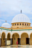 The mausoleum of Habib Bugriba, Monastir, Tunisia Royalty Free Stock Photos