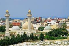 Mausoleum of Habib Burguiba. Monastir, Tunisia Stock Photography