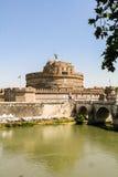 Mausoleum of Hadrian, Castel Sant'Angelo Royalty Free Stock Photos