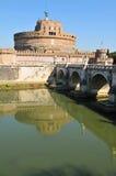 Mausoleum of Hadrian, Rome Stock Photos