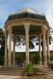 Mausoleum of Hafez in Shiraz Royalty Free Stock Photography