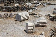 Mausoleum at Halicarnassus Stock Image