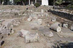 Mausoleum at Halicarnassus Stock Photo