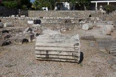 Mausoleum at Halicarnassus Stock Photography