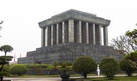 Mausoleum in Hanoi Stock Images