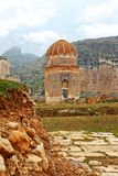 Hasankeyf, Mausoleum, Turkey Royalty Free Stock Photo