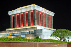 Mausoleum of Ho Chi Minh Royalty Free Stock Photos