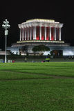 Mausoleum of Ho-Chi-Minh and its park Royalty Free Stock Image