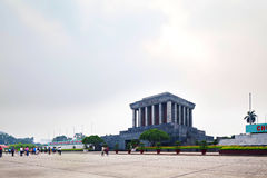 Mausoleum of Ho Chi Minh Royalty Free Stock Images