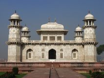 Mausoleum Itimad-ud-Daula Royalty Free Stock Photography