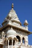 Mausoleum Jaswant Thada in Jodhpur, Indien Lizenzfreies Stockbild