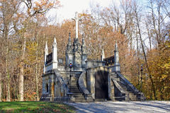Mausoleum of the Jelacic family Royalty Free Stock Photo