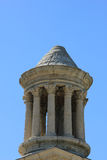 Mausoleum of the Julii, Saint Remy de Provence, detail Royalty Free Stock Photos