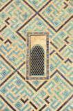 Mausoleum of Khoja Ahmed Yasavi in Turkistan, Kazakhstan. Royalty Free Stock Photography