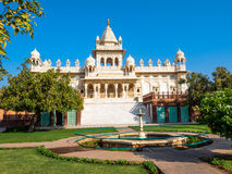 Mausoleum of Maharaja Jaswant Sing II Stock Image