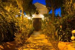 Mausoleum in Mallorca, Spain Stock Images