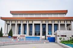 Mausoleum of Mao Zedong stock photo