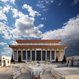 Mausoleum of Mao Zedong, Tiananmen Square, Beijing, China Stock Image