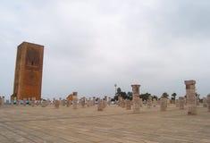 mausoleum mohamed v Royaltyfri Foto