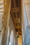 mausoleum mohamed v i Rabat Marocko Royaltyfri Foto