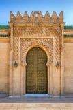 mausoleum mohamed v i Rabat Marocko Royaltyfria Foton