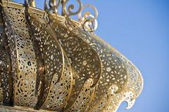 mausoleum mohammed v Royaltyfria Bilder