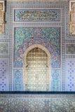 Mausoleum Mohammed V Arkivbilder