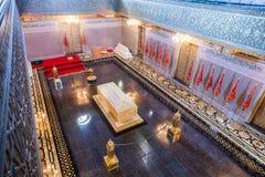Mausoleum Mohammed V Royaltyfria Foton