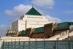 Mausoleum of Mohammed V, Rabat, Morocco. Stock Image